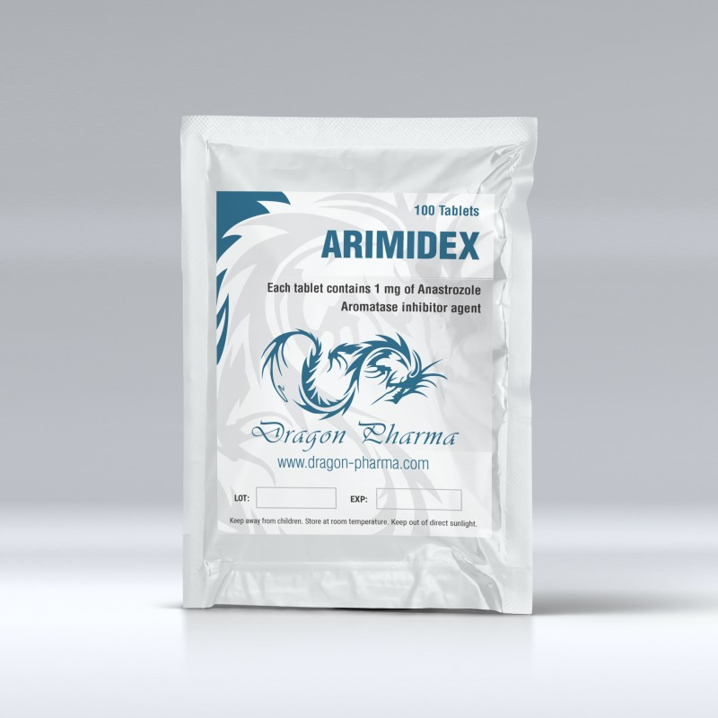 arimidex dragon pharma