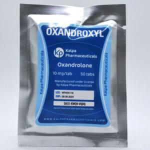 oxandroxyl 10